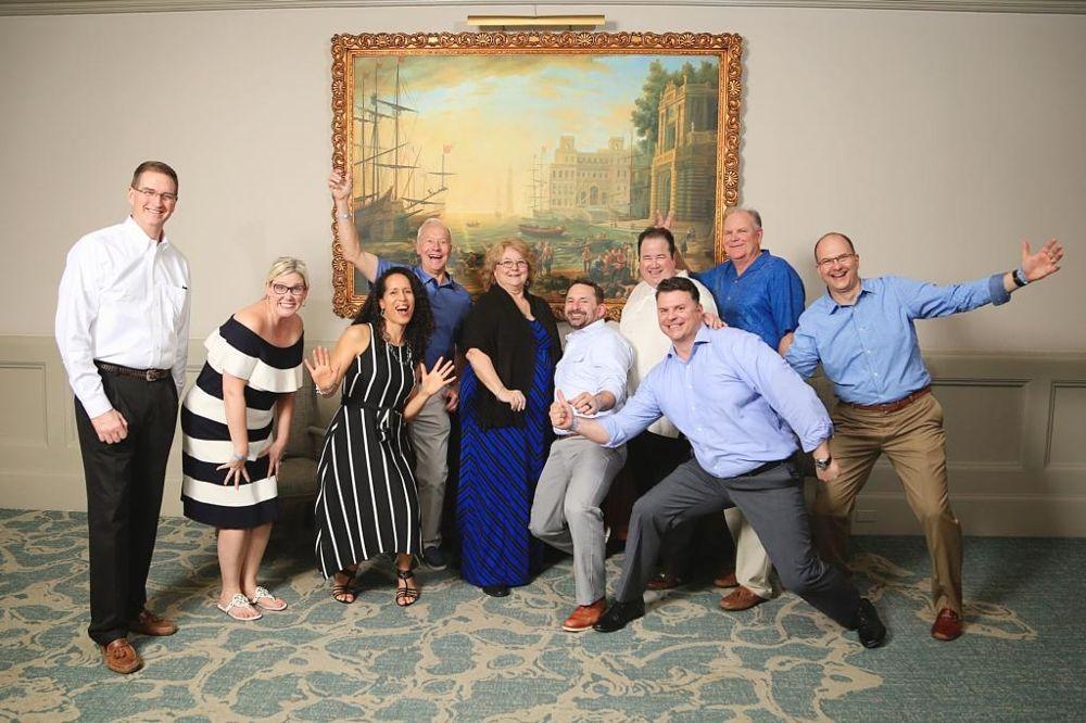 ROI Leadership Team in Cancun, 2018