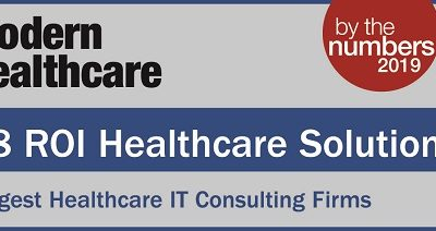 ROI recognized by Modern Healthcare as One of the Largest Healthcare IT Consulting Firms