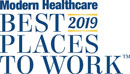 Modern Healthcare 2019 Best Places to Work in Healthcare