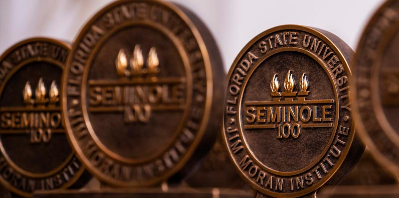ROI's Third Year in a Row on the Seminole 100!
