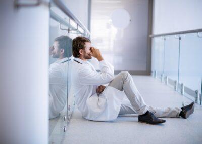 Webinar: Physician Burnout – Code RED