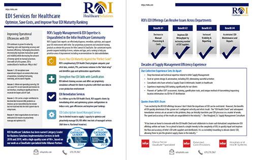 Infor Supply Chain EDI Brochure