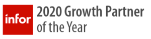 Infor 2020 Growth Partner of the Year