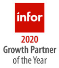 2020 Infor Growth Partner of the Year