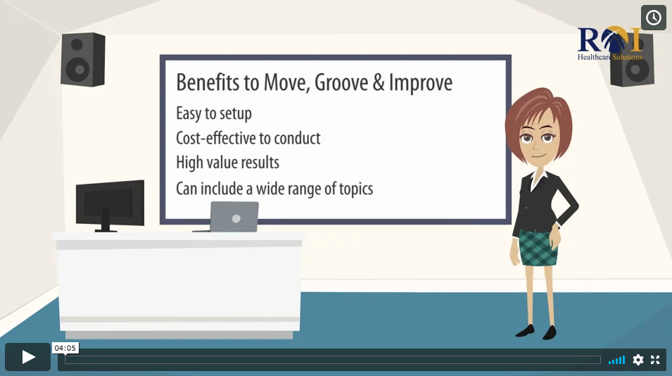 Benefits of Move, Groove, and Improve
