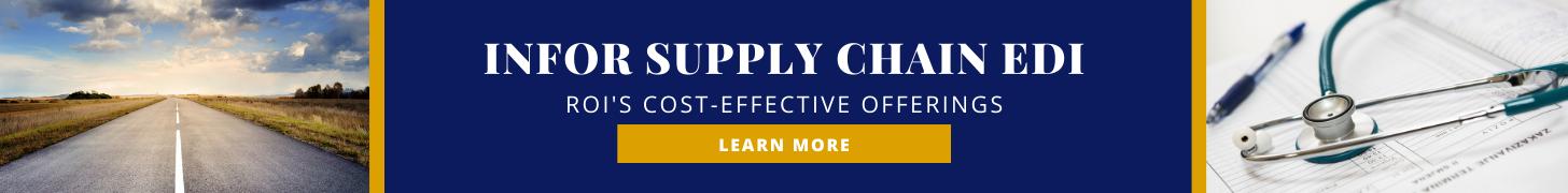 Infor Supply Chain EDI Services - Learn More