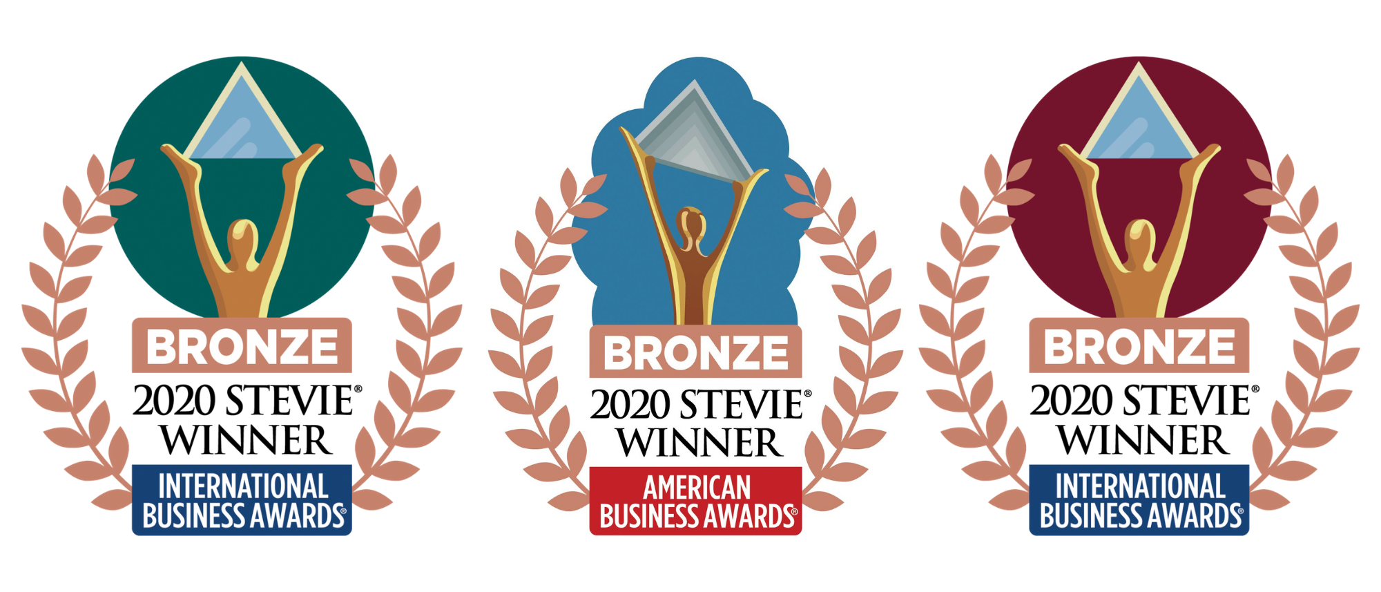 Stevies Awards Logos