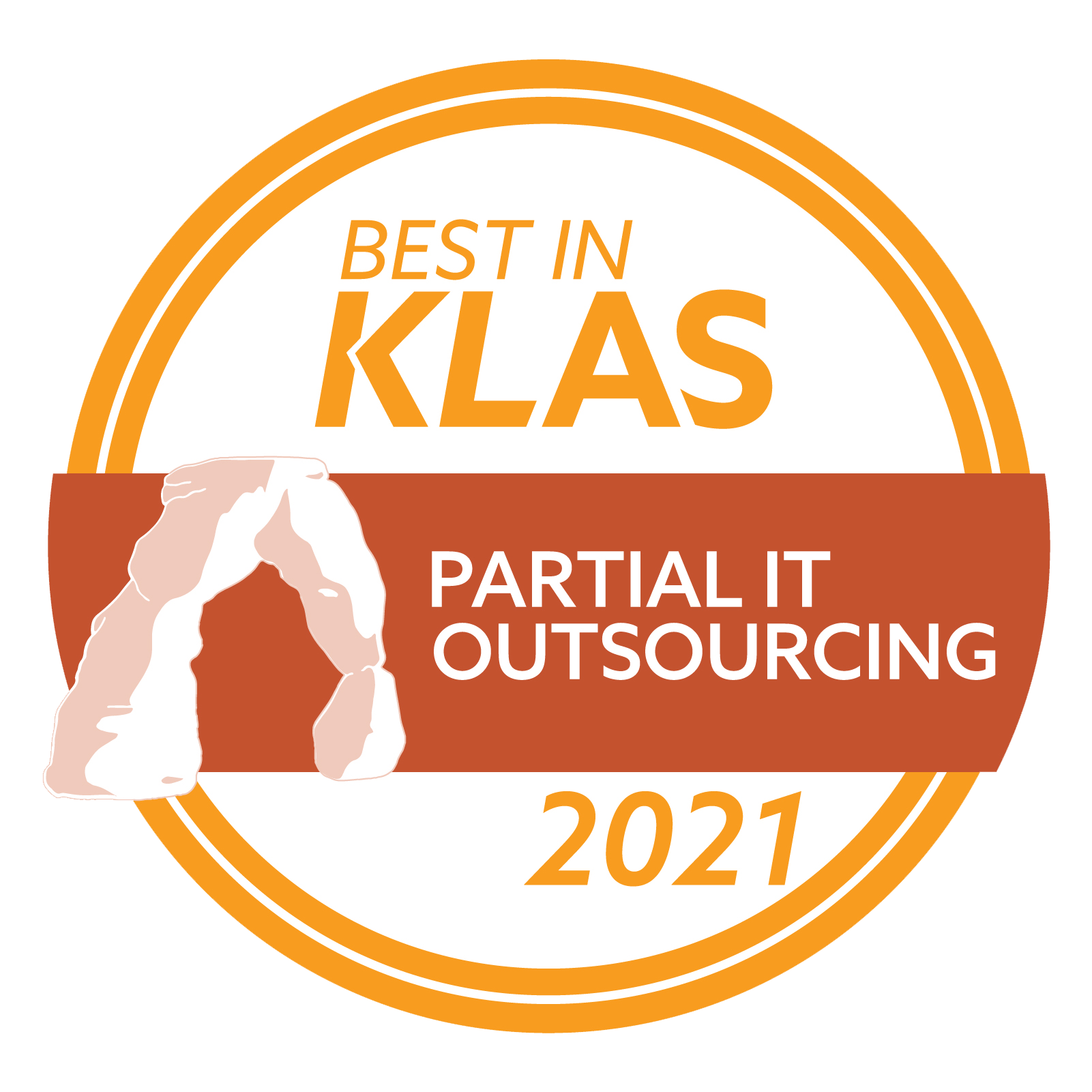 2021 Best in KLAS Partial IT Outsourcing