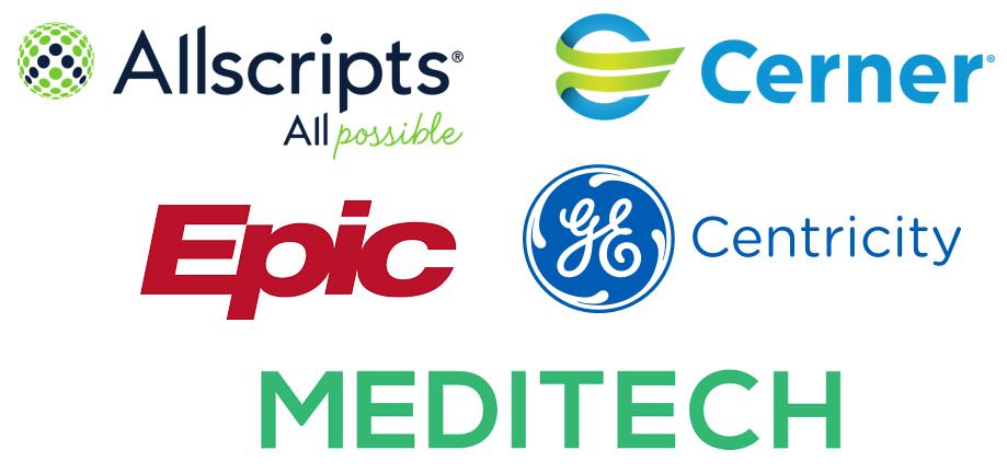 EHR Logos